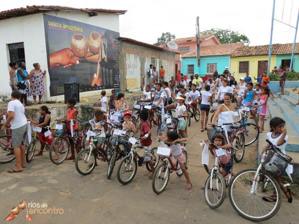 Bicicletada pela Vida
