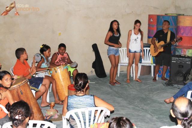Latinhas de Quintal - Ensaio Aberto