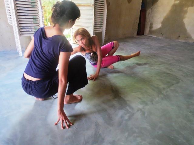 Residência em Dança Contemporânea com Dora Andrade