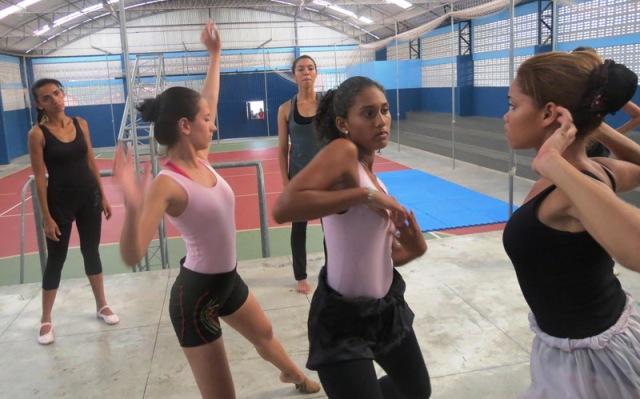 Desenvolvendo a dança contemporânea