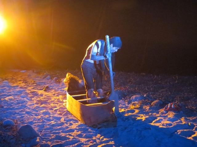 'Aguas Profundas' de Teatro Vichama, Lima, Peru, inspirada pela convivencia em Cabelo Seco com o projeto Rios de Encontro