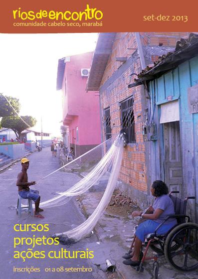 Rios de Encontro - cursos, projetos e ações culturais