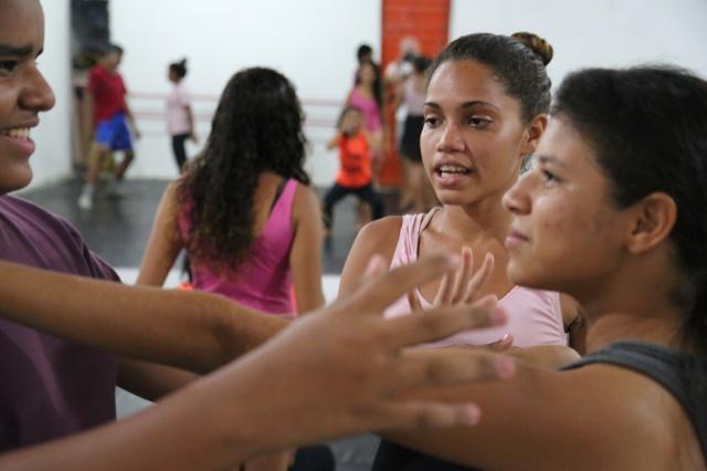 O curso de dança de dez oficinas gerou novos integrantes para a companhia AfroMundi.