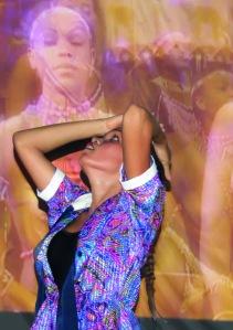 Camylla Alves apresenta Raízes e Antenas II, no 4 Encontro Contemporâneo   de Dança (Belém 7-9 dezembro), sexta feira as 21h.