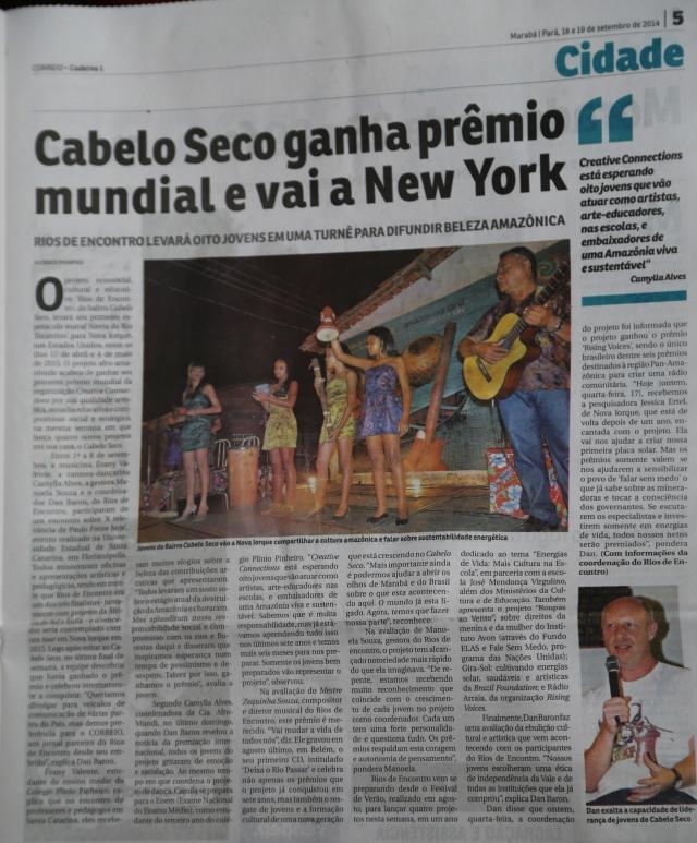 Jornal Tocantins (set 2014)