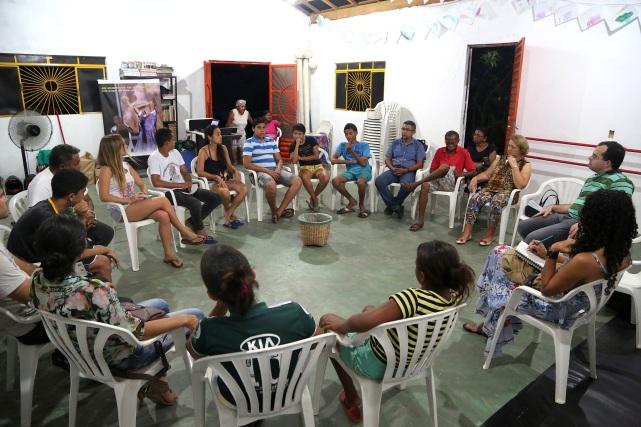 Encontro aberto a Marabá debate porque e como implantar uma primeira placa solar em Cabelo Seco antes do final do ano.