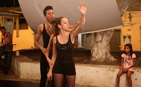 Cia Afromundi estreia o novo espetáculo 'Lágrimas Secas' no festival Beleza Amazônica como pesquisa em progresso.