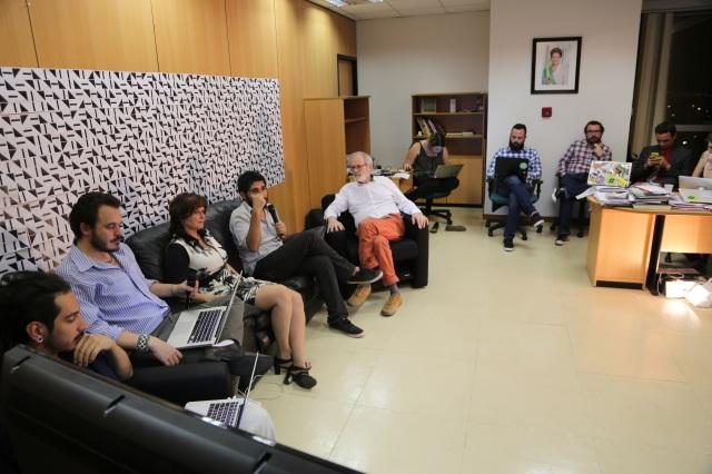 Secretária Ivana Bentes e Diretor Alexandre Santini da SCDC dialogam por streaming com Mano Souza sobre a participação de jovens do Rios de Encontro na rede virtual de Cultura Viva