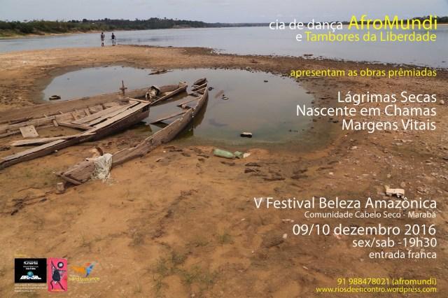 Rios de Encontro leva 'Margens Vitais' ao movimento estudantil 'Ocupa UNIFESSPA!'.